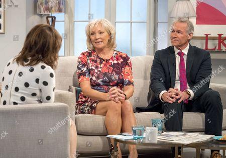 Editorial picture of 'Lorraine' TV show, London, UK - 05 Jul 2017