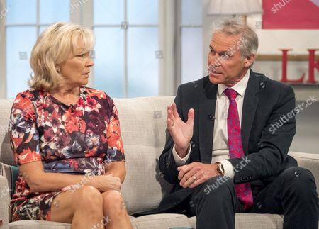 Editorial photo of 'Lorraine' TV show, London, UK - 05 Jul 2017