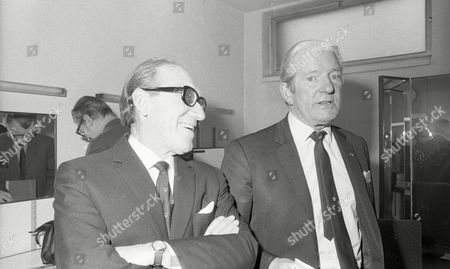 Arthur Askey and Ted Ray