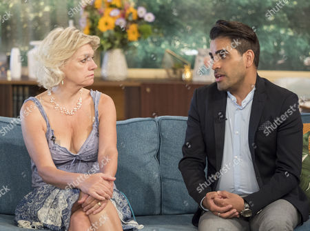 Anne Atkins and Dr Ranj