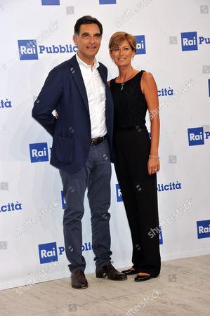 Tiberio Timperi, Valentina Bisti