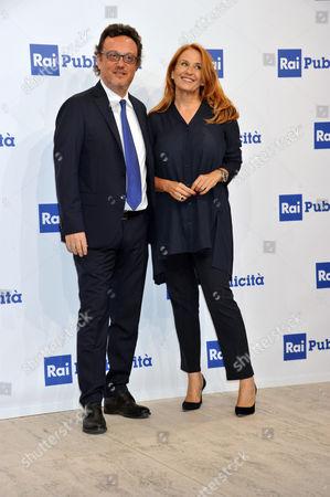 Mario Orfeo, Monica Maggioni