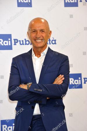 Editorial image of 'Plinsesti Rai ' autumn presentation, Rome, Italy - 05 Jul 2017