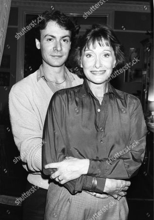 Editorial picture of Sian Phillips and Robin Sachs, London - 12 Feb 2017