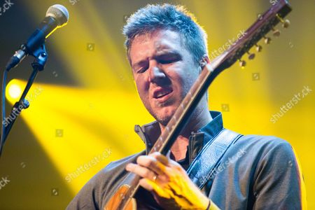 Hamilton Leithauser, an American singer, songwriter, multi-instrumentalist and the former lead vocalist of the American indie rock band The Walkmen.