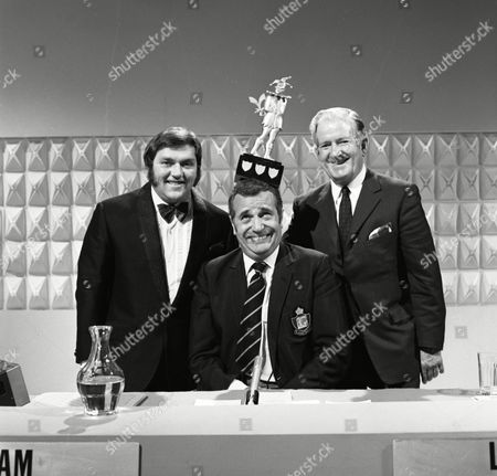 Les Dawson, Michael Bentine and Ted Ray
