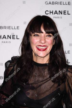 Editorial image of Chanel 'Gabrielle' perfume launch, Palais De Tokyo, Paris, France - 04 Jul 2017