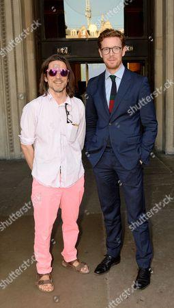 Jeremy Deller and Nicholas Cullinan