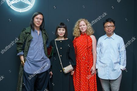 William Fan, Xiao Li, Anna October, Steven Tai