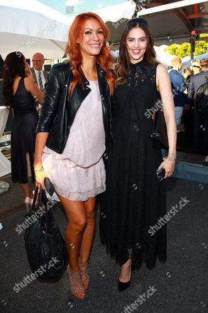 Yasmina Filali and Hana Nitsche