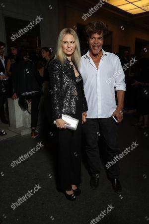 Grichka Bogdanoff and guest