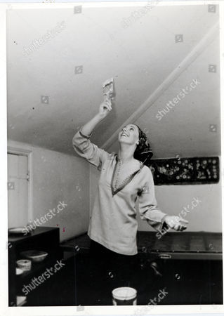 Actress Hilary Dwyer Images Originally Published In Weekend September 8th 1973. Hilary Dwyer Is Now A Successful Film Producer.