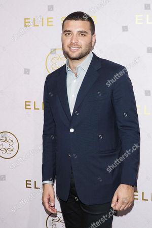 Stock Picture of Elie Saab Jr