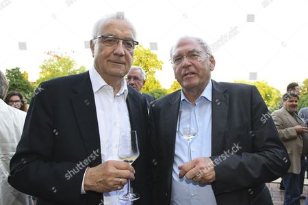 Fritz Pleitgen, Michael Vesper