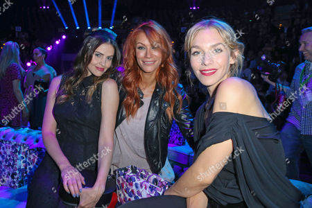 Hana Nitsche, Yasmina Filiali, Julia Dietze