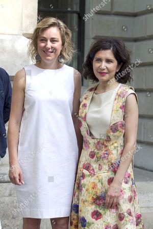 Kate Goodwin and Farshid Moussavi