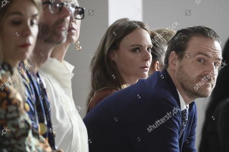 Editorial photo of Designer for Tomorrow - Runway - Mercedes-Benz Fashion Week Berlin, Germany - 06 Jul 2017