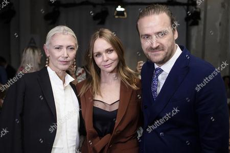 Christiane Arp, Stella McCartney and John Cloppenburg