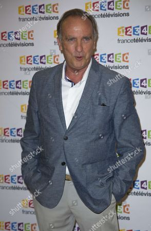 Stock Photo of Bernard Lecoq