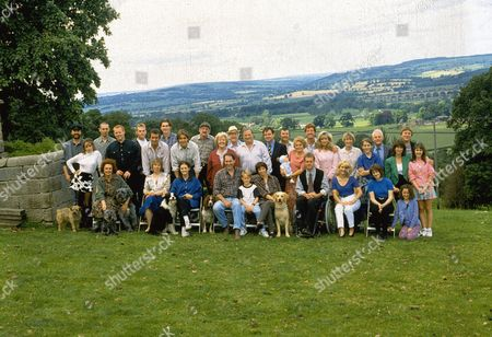 Editorial photo of 'Emmerdale' TV Series - Sep 1995