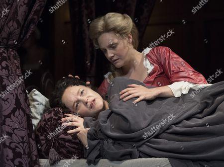 Emma Cunniffe as Princess Anne, Romola Garai as Sarah Churchill