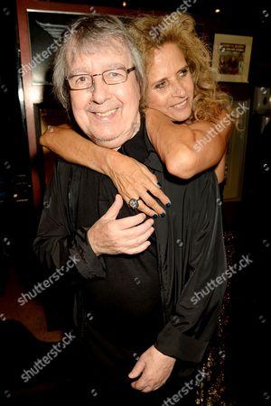 Bill Wyman and Suzanne Wyman