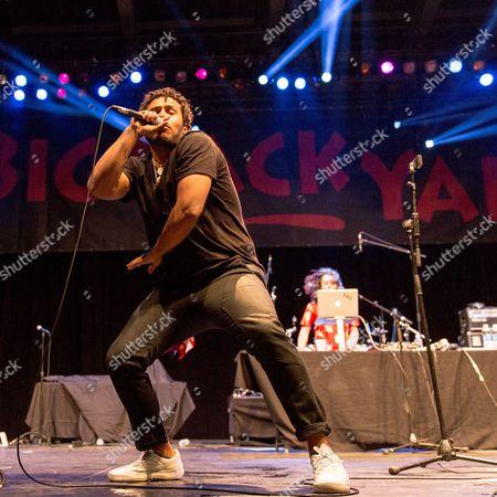 Editorial photo of Summerfest Music Festival, Henry Maier Festival Park, Milwaukee, USA - 04 Jul 2017