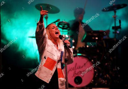 Editorial image of Peace and Love Festival, Borlange, Sweden - 06 Jul 2017