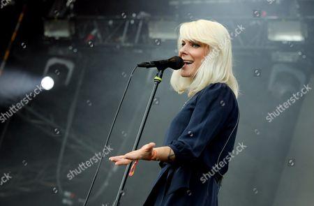 The Sounds - Maja Ivarsson