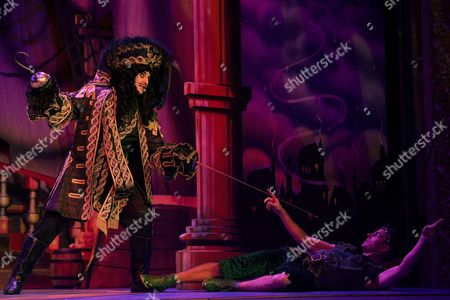 Editorial image of Peter Pan and Tinkerbell musical - media call, Sydney, Australia - 06 Jul 2017