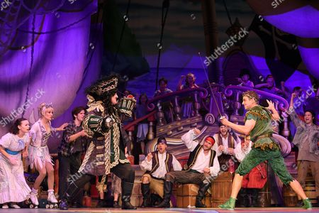 Editorial picture of Peter Pan and Tinkerbell musical - media call, Sydney, Australia - 06 Jul 2017