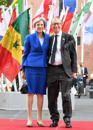 Editorial image of G20 Summit in Hamburg, Germany - 07 Jul 2017