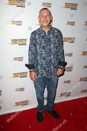 Editorial image of 'Garlic & Gunpowder' film premiere, Los Angeles, USA - 06 Jul 2017