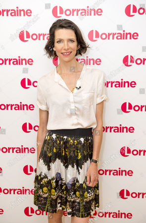 Editorial photo of 'Lorraine' TV show, London, UK - 07 Jul 2017