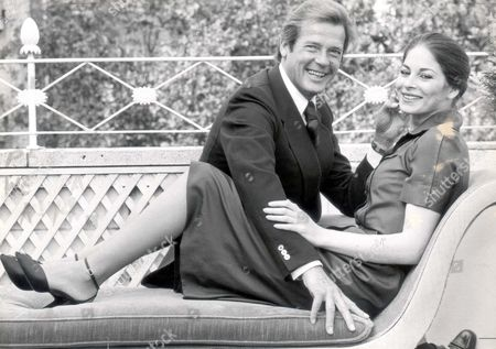 Roger Moore And Barbara Kellerman To Star In The Film 'sea Wolves' (1979).