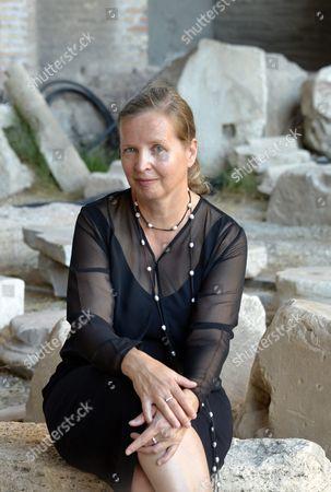 Editorial photo of International Literature Festival, Rome, Italy - 05 Jul 2017