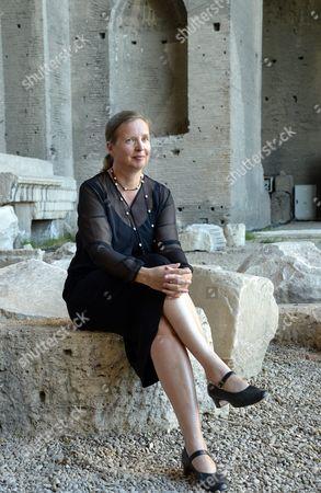 Editorial picture of International Literature Festival, Rome, Italy - 05 Jul 2017