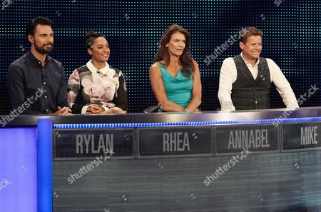 Editorial image of 'The Chase Celebrity Special' TV Series - Jul 2017