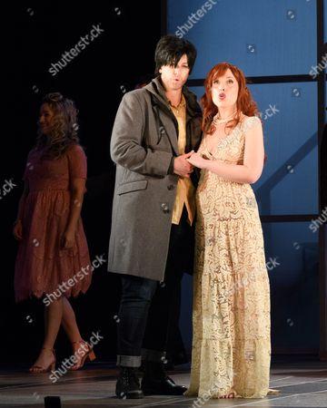 Madeleine Pierard (Cecilio), Rebecca Bottone (Giunia)