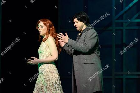 Rebecca Bottone (Giunia), Madeleine Pierard (Cecilio)