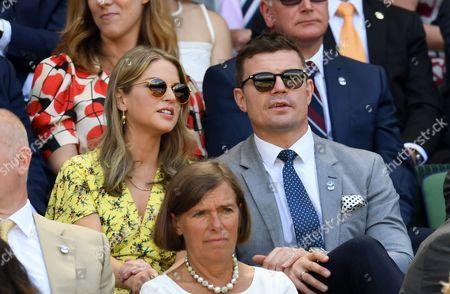 Editorial picture of Wimbledon Tennis Championships, London, UK - 07 Jul 2017