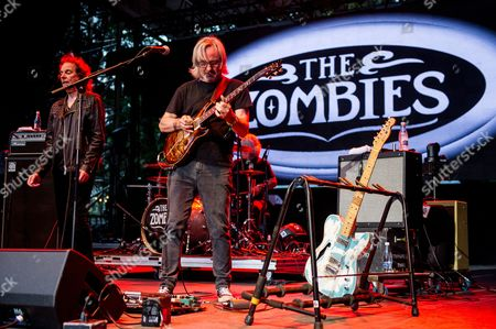 The Zombies - Colin Blunstone, Tom Toomey