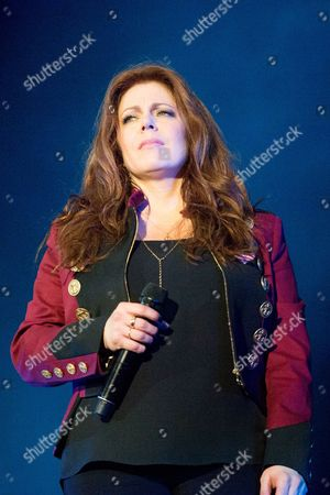 Stock Image of Isabelle Boulay