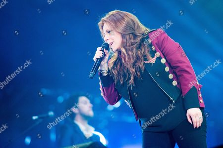 Stock Picture of Isabelle Boulay