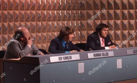 Roy Kinnear, Norman Collier and Les Dawson