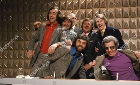 Lennie Bennett, Norman Collier, Richard Wattis, Les Dawson, Barry Cryer and others
