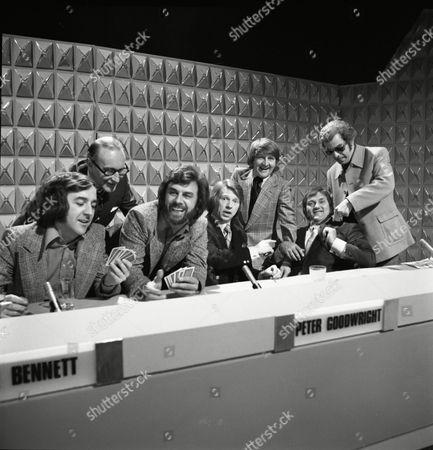 Editorial photo of 'Jokers Wild' TV Series - 1973