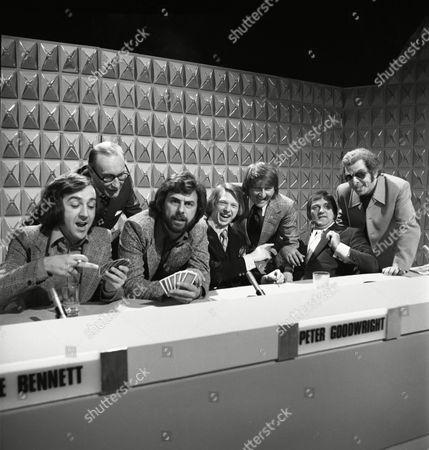 Lennie Bennett, Norman Collier, Richard Wattis, Les Dawson, Barry Cryer and others