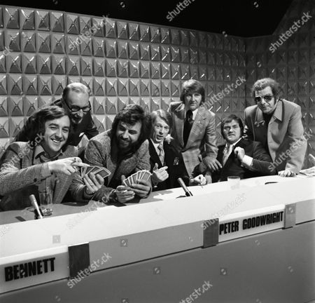 Stock Image of Lennie Bennett, Norman Collier, Richard Wattis, Les Dawson, Barry Cryer and others
