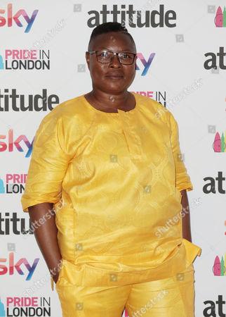 Editorial photo of Attitude Pride Awards, London, UK - 07 Jul 2017